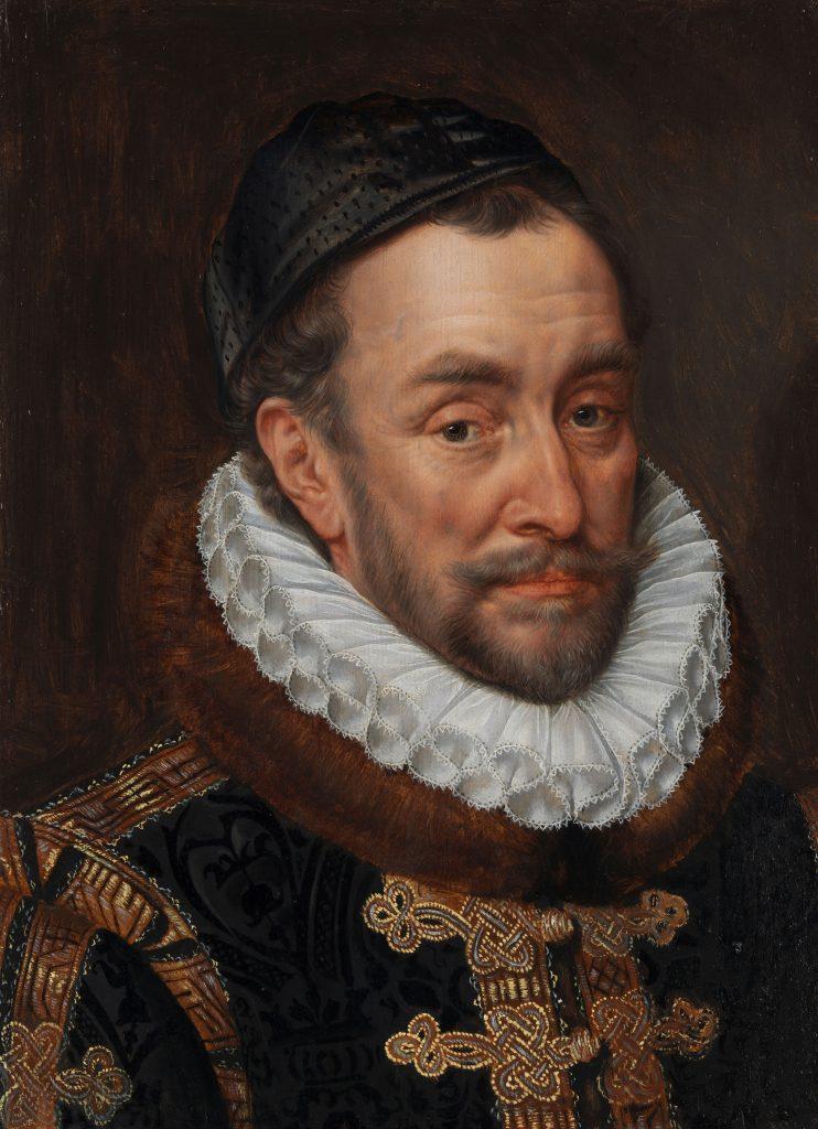 Retrato de Guilherme I, Príncipe Van Orange- Rijksmuseum
