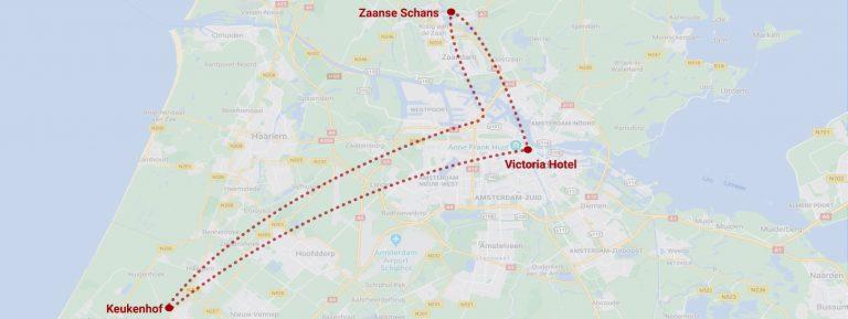 Zaanse Schans + Keukenhof